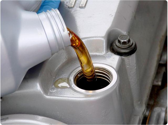 Моторное масло для отечественных автомобилей