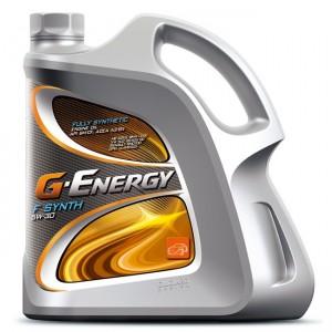 Моторное масло G-Energy F Synth EC 5W-30