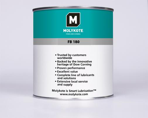высокотемпературная смазка Molykote FB-180
