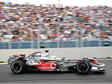 Гоночный автомобиль Формулы-1