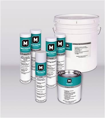 смазочные материалы Molykote