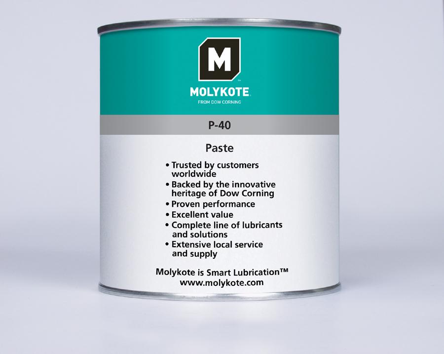 адгезивная паста Molykote P-40