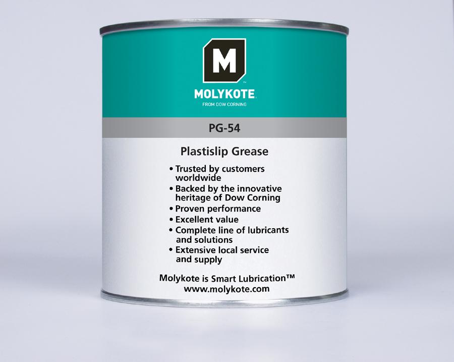 Силиконовая смазка Molykote PG-54