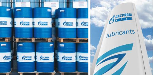 смазочные материалы Газпромнефть