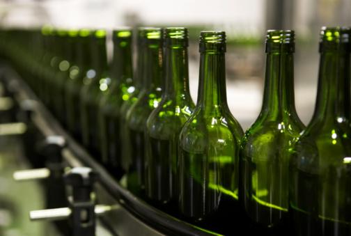 Производство стеклянной тары