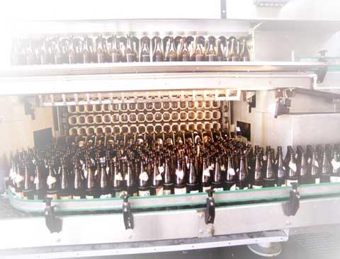 Оборудования для мытья бутылок
