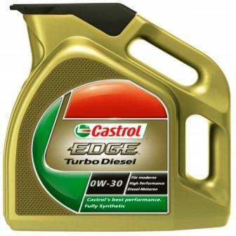 Масло Castrol EDGE Turbo Diesel OW-30