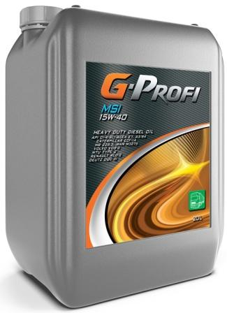 G-Profi MSI Plus 15W-40