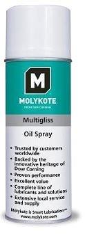 Универсальная проникающая смазка Molykote Multigliss