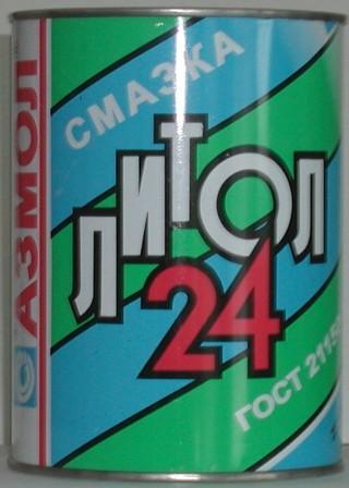 литол 24