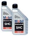 Трансмиссионное масло Mobilube 1 SHC 75W-90
