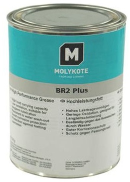Molykote BR-2 Plus для экскаваторов