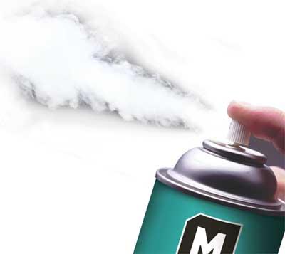 Molykote Metal Cleaner для очистки тормозных дисков и колодок