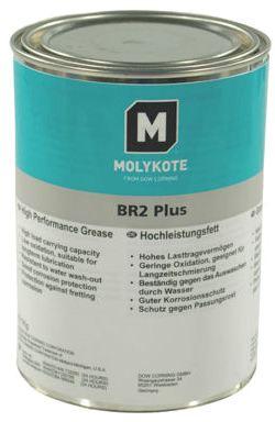 Универсальная смазка Molykote BR2 Plus