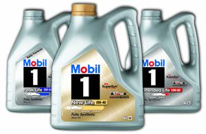 Моторные масла, масла Mobil
