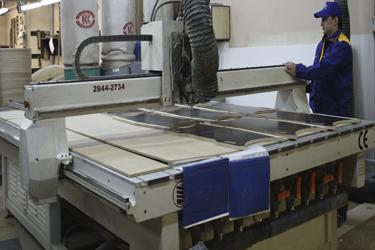 Производство ПВХ тканей