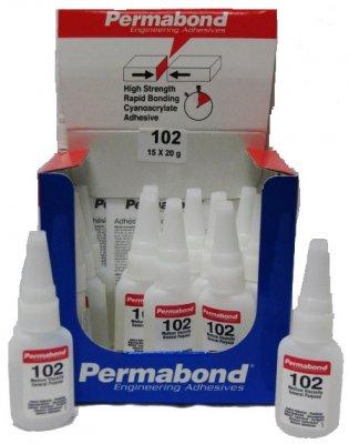 Permabond C102 для шаров для боулинга