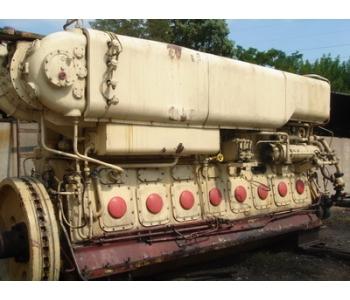 Судовой двигатель NVD 36