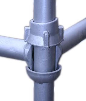 Соединение газовых труб