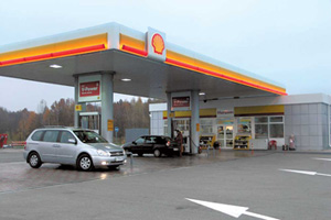 АЗС Shell