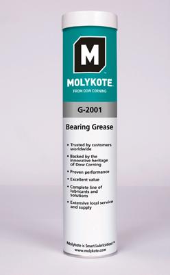 низкотемпературная смазка Molykote G-2001