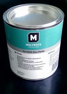 Смазка Molykote Cu-7439