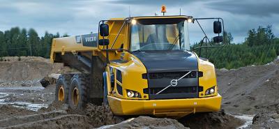 Гидравлическое масло Gazpromneft Hydraulic HLP 46 для карьерной техники Volvo