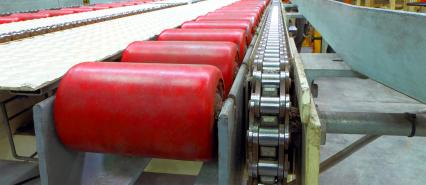 Сухая смазка EFELE AF-511 повышает работоспособность цепей и увеличивает их срок эксплуатации