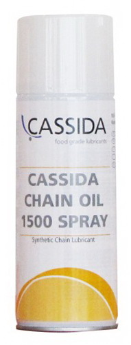 Fuchs Cassida Chain Oil 1500 Spray