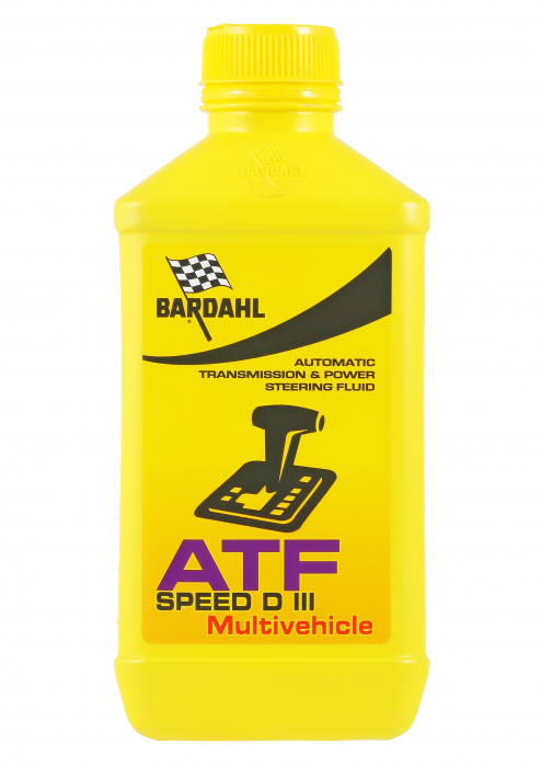 Bardahl ATF Speed D III Multivehicle