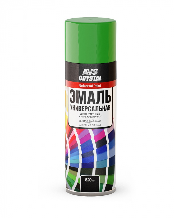 AVS Crystal Universal Paint Dark Green