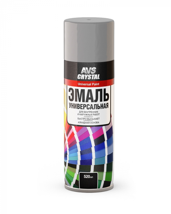 AVS Crystal Universal Paint Grey