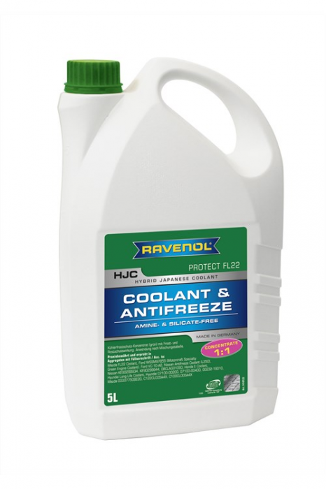 HJC Coolant & Antifreeze Protect FL22 Concentrate