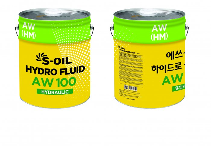 S-Oil Hydro Fluid AW 100