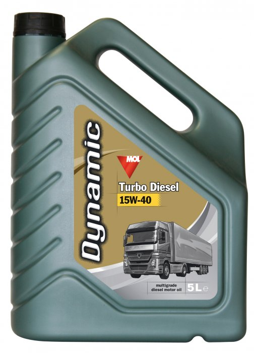Dynamic Turbo Diesel 15W-40