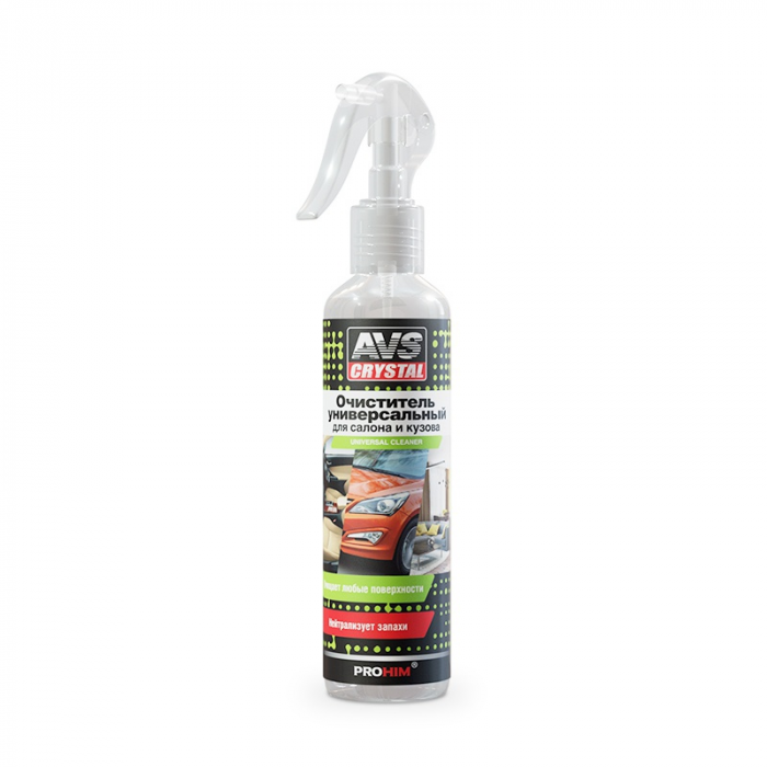 AVS Crystal Universal Cleaner