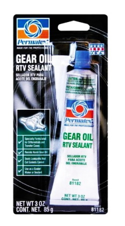 Permatex Gear Oil RTV Sealant