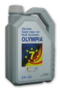 Olympia Super easy run Multi Synthetic 0W-30 SL/CF