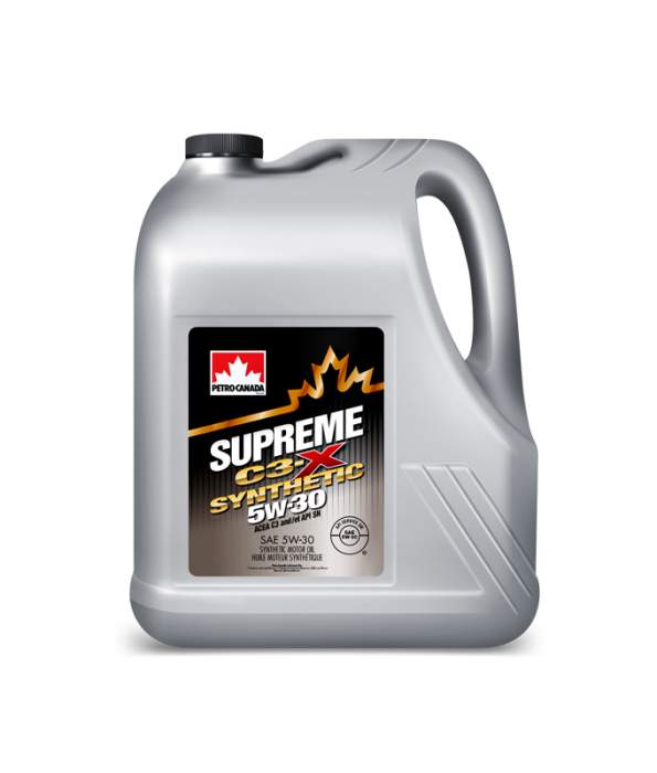 Petro-Canada Supreme C3-X Synthetic 5W-30