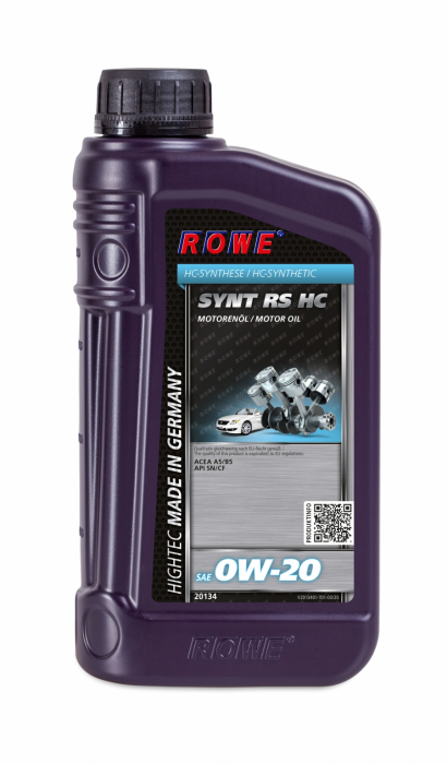 Rowe Hightec Synt RS HC SAE 0W-20