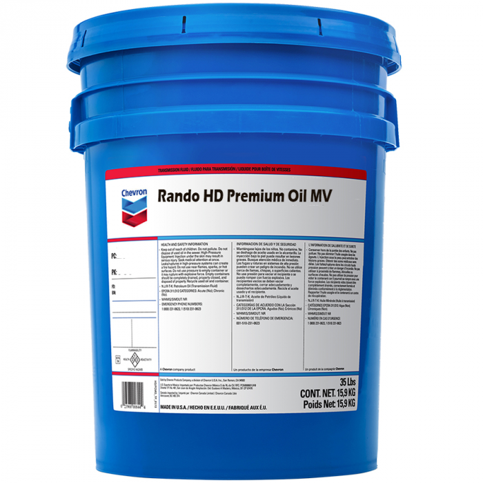 Chevron Rando HD Premium Oil MV 32