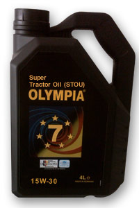 Olympia Super Tractor Oil (STOU) 15W-30 CE/CF GL4