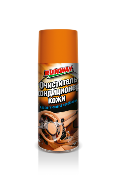 Runway Leather Cleaner & Conditioner
