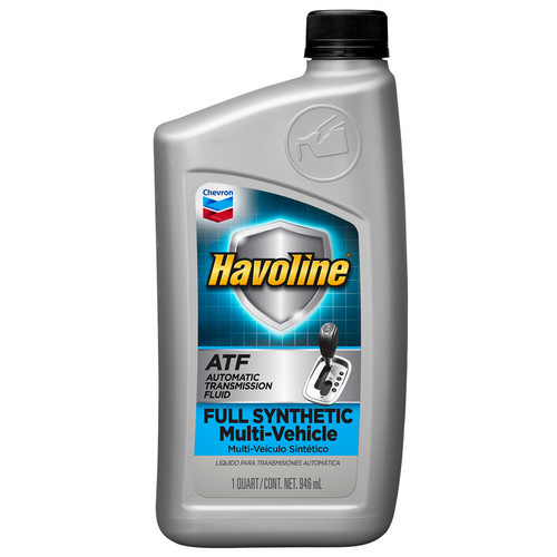 Chevron Havoline Full Synthetic Multi-Vehicle ATF