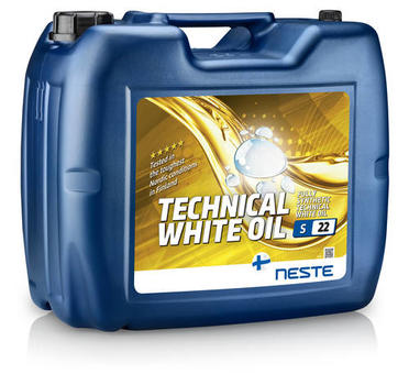 Neste Technical White Oil S 22