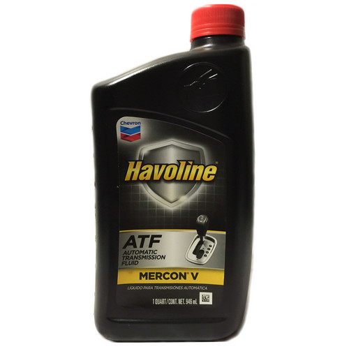 Chevron Havoline ATF MERCON V