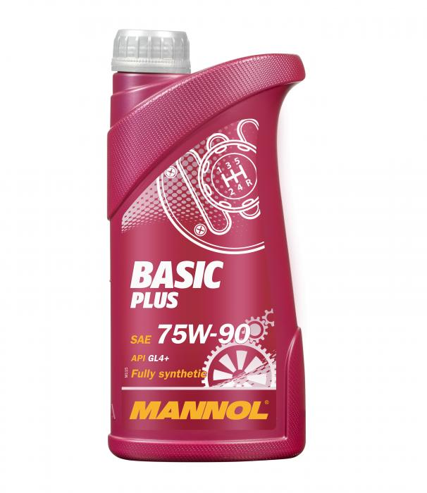 Mannol Basic Plus 75W-90