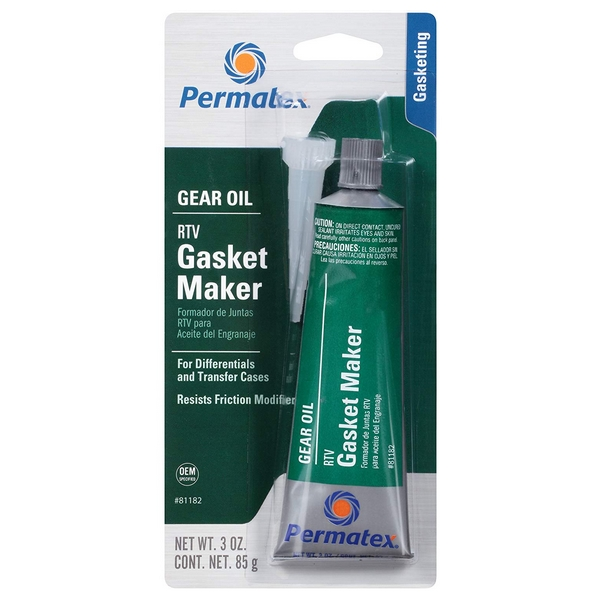 Permatex Gear Oil RTV Gasket Maker