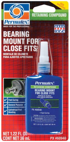 Permatex Bearing Mount for Close Fits