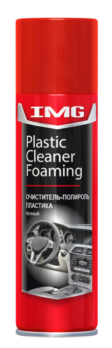IMG Plastic Cleaner Foaming